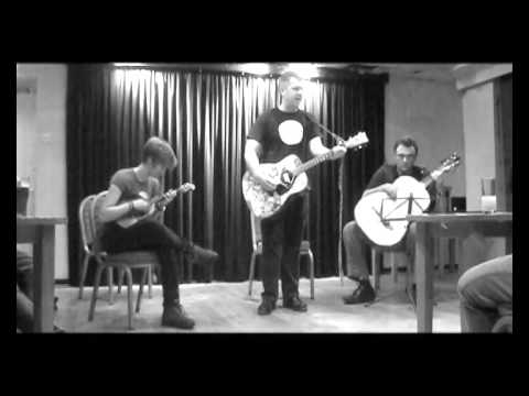 Trans-Siberian Railway (live at Chorlton Folk Club) - Boz Hayward with Ellie Bryce and Phil Robinson