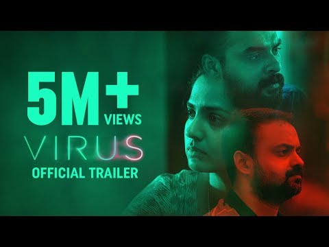 Virus Malayalam Movie Official Trailer