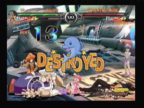 Guilty Gear X2 Reload Playstation 2