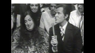 Video American Bandstand 1969 -Spotlight- Dream A Little Dream Of Me, Cass Elliot w/The Mamas & The Papas MP3, 3GP, MP4, WEBM, AVI, FLV November 2018