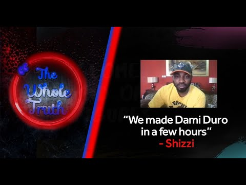 The Whole Truth - Shizzi Talks His Battle With Sarz And Working With Davido