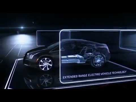 Cadillac ELR   Electric Hybrid Luxury Car