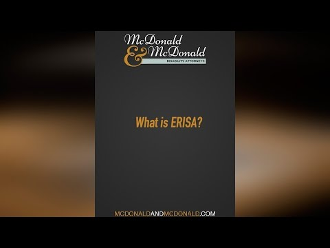 ERISA Explained (The Employee Retirement Income Security Act)