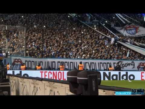 Despedida de Milito -suena muchachos y explota el Cilindro - La Guardia Imperial - Racing Club - Argentina - América del Sur