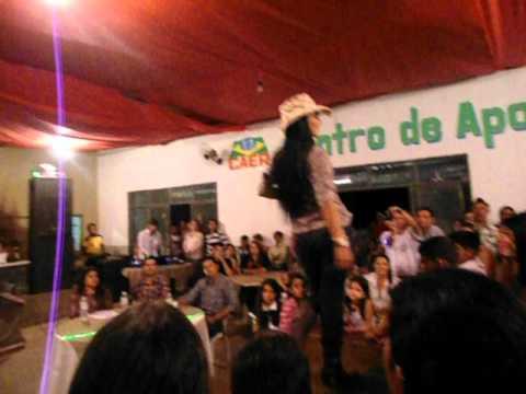 Rainha do Rodeio 2012 - Trombas-GO