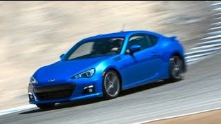 2013 Subaru BRZ Hot Lap!