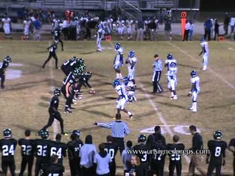 Tyriq McCord High School Highlights video.