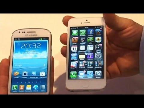2014'te 1 milyardan fazla akıllı cep telefonu satıldı