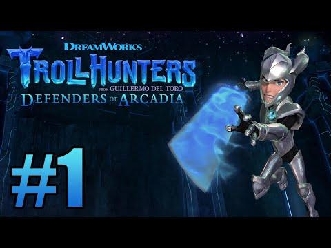 Trollhunters Defenders of Arcadia Gameplay Walkthrough Part 1
