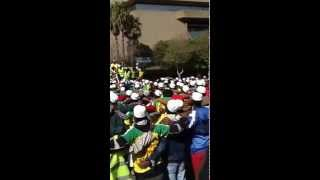 Ethiopian Muslims community in South Africa show their solidarity with the Ethiopian Muslims