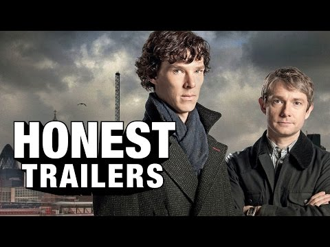 An Honest Trailer for BBC s Sherlock Series
