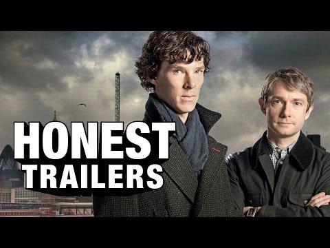 An Honest Trailer for BBC s Sherlock Series