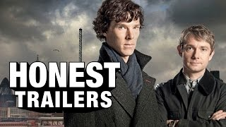 Honest Trailers  Sherlock BBC