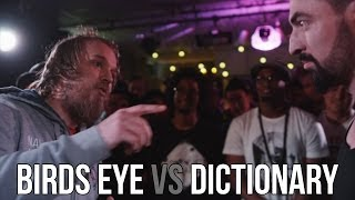 The O-Zone Battles | Birds Eye vs. Dictionary