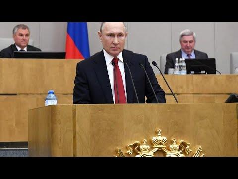 Πούτιν: Στο δρόμο για ισόβια εξουσία