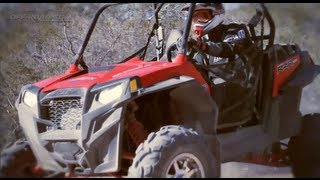 7. 2011 Polaris Ranger RZR XP 900 UTV Technical Review
