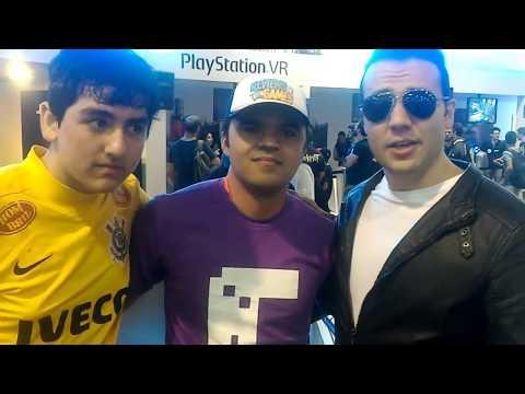 PlayStation Mil Grau é reconhecida como a VERDADEIRA MIL GRAU em PLENA BGS!   - 【NEWS】