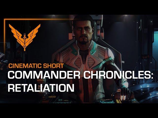 Commander Chronicles: Retaliation - Elite Dangerous