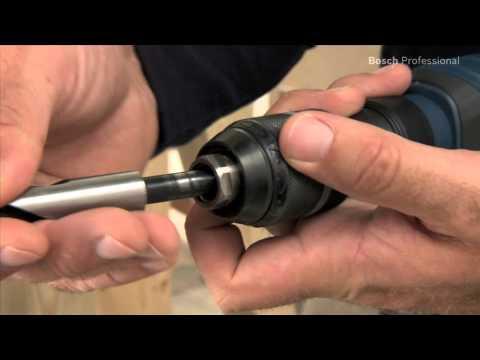 Bosch clic go Akkubohrhammer GBH 18 V-LI Compact
