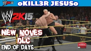 WWE 2K15 NEW MOVES PACK DLC - Baron Corbin End of Days I PS4 / XBOX ONE