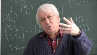 METU - Quantum Mechanics II - Week 10 - Lecture 2