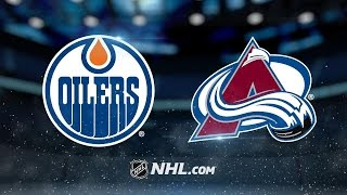 Huge 3rd period leads Oilers to 7-4 win vs. Avs by NHL