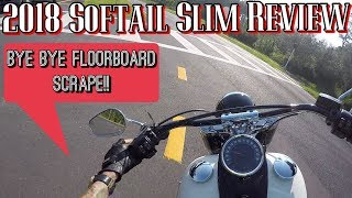 5. 2018 Harley Davidson Softail Slim full and detailed review!