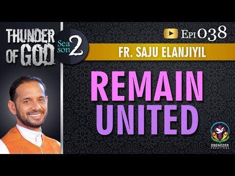Thunder of God   Fr. Saju Elanjiyil   Season 2   Episode 38