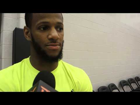 Pierre Jackson Nets Combine Interview