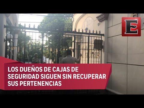 SEIDO abandona sede de First Nacional Security en Cancún