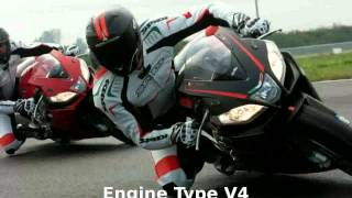 1. 2014 Aprilia RSV4 R APRC ABS  motorbike superbike