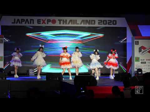 , title : '200201 Candy zoo @ Japan Expo Thailand 2020, Stage A [Full Fancam 4K60p]'