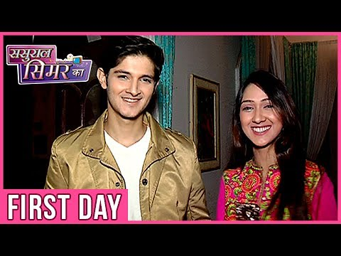 Rohan Mehra Talks About His Character In Sasural S