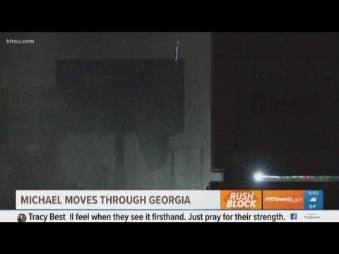 RUSH BLOCK: TS Michael moves through Georgia