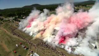 Guinness World Record Burnout - Best Burnout Ever!