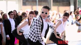 "Psy - ""Gentleman"" Live on The Today Show"