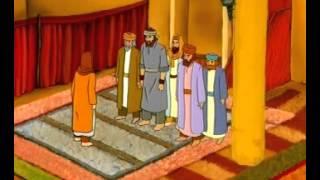 EhlibeytÇizgi Filmi,Bebek Ağladı Diye, Hz.Peygamber (s.a.V)