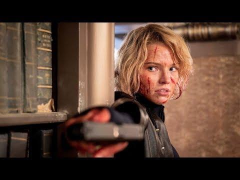 ANNA (2019) | Full Restuarant Fight Scene | Badass Scene | 1080p