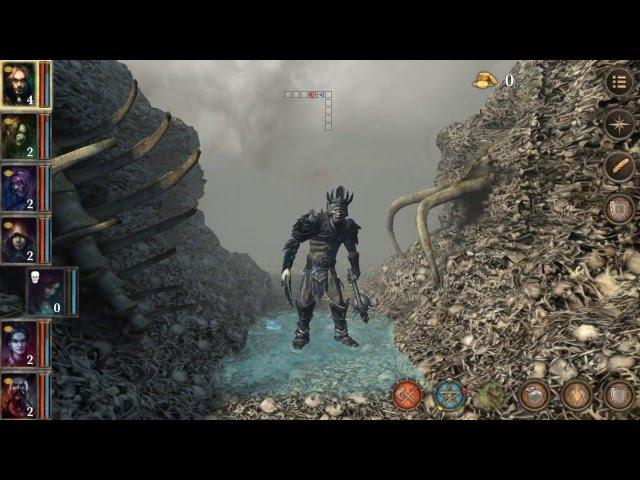 Видео к игре 7 Mages