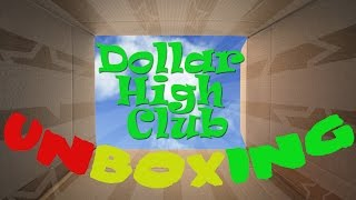 #DHC April Unboxing: Connoisseur Dollar High Club by Take a Break with Aaron & Mo