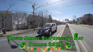 South Amboy (NJ) United States  city photos gallery : South Amboy [NJ] St.Patrick's Day Parade 2015