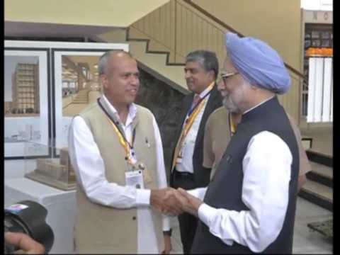 27 july 2013 Interest In Learning Economics, Vital For Society, Says Indian PM