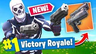 Video *NEW* DUAL WIELDED PISTOLS Gameplay In Fortnite Battle Royale! MP3, 3GP, MP4, WEBM, AVI, FLV Oktober 2018