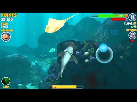 Hungry Shark - Part 2 IOS