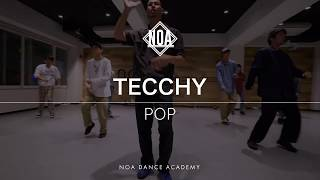 Tecchy – NOA DANCE ACADEMY class movie