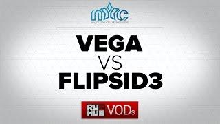 Vega vs Flip.Sid3, game 3