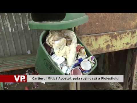 Cartierul Mitică Apostol, pata rușinoasă a Ploieștiului