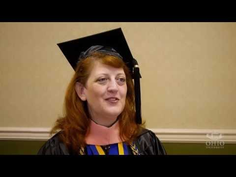 Masters in Health Administration: Morgan Templar