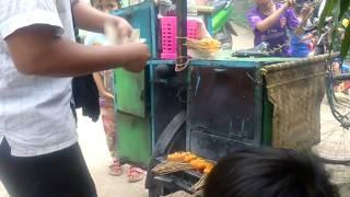 INDRAMAYU STREET FOOD Tukang Sate Kikil Paling Laris Khas Pedagang Keliling