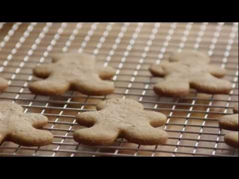 gingerbread - Get the top-rated recipe @ http://allrecipes.com/recipe/gingerbread-cookies-ii/detail.aspx Watch how to make a top-rated recipe for gingerbread cookies. In t...
